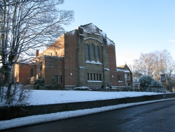Photo Bearsden Cross Church in Winter